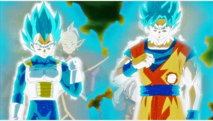 Dragon Ball Super adelanta la transformación definitiva de Goku y Vegeta en el Torneo de Poder
