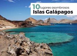 10 asombrosos lugares por los que se debe cuidar y proteger a las Islas Galápagos