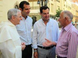 """Moreno (PP-A) espera una resolución """"satisfactora"""" en el caso de Juana Rivas para """"proteger"""" a los menores"""