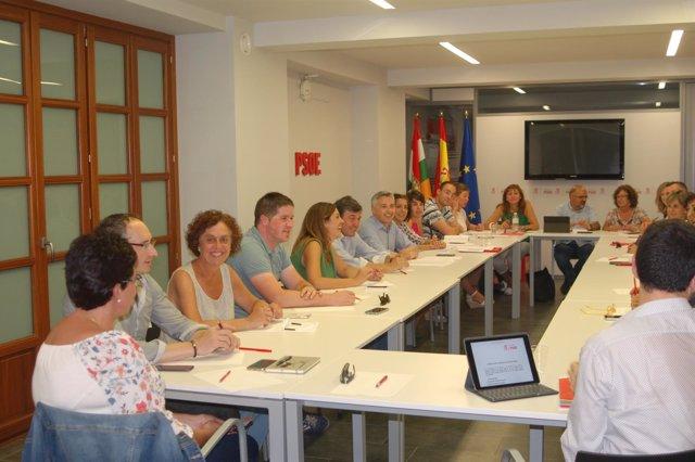 Comisión Ejecutiva PSOE La Rioja