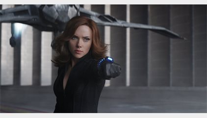 Primeras imágenes de Scarlett Johansson con su nuevo look en Vengadores 4