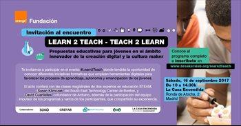 Fundación Orange organiza un encuentro en septiembre en Madrid con propuestas educativas para jóvenes