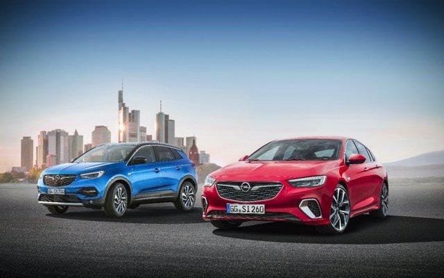 Novedades de Opel en el Salón de Frankfurt