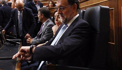 El Congreso dará vía libre a la comparecencia urgente de Rajoy sobre Gürtel