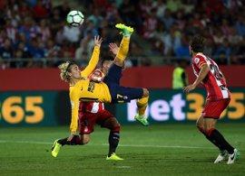 Competición sanciona dos partidos a Griezmann y uno a Sergio Ramos