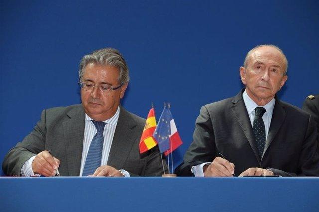 España y Francia firman un acuerdo contra el terrorismo