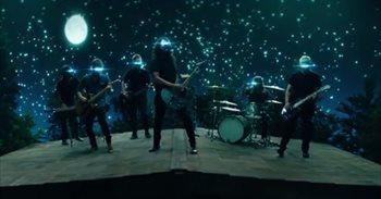 Foo Fighters anticipan su nuevo disco con The sky is a neighborhood, una mini epopeya caleidoscópica de ciencia ficción