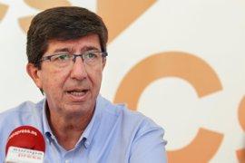Marín (Cs) asistirá el sábado a la gran manifestación convocada en Barcelona contra los atentados