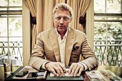 Boris Becker, nomenat cap del tennis alemany fins a Tòquio 2020 (CORDON PRESS)