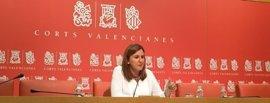 """El PP pide que Oltra """"dé la cara"""" en la Diputación Permanente de las Corts ante el """"fracaso de su proyecto social"""""""