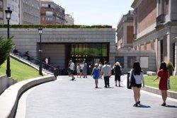 El Museu del Prado produeix un nou documental dirigit per Isabel Coixet sobre l'última mostra de Cai Guo-Qiang (EUROPA PRESS)