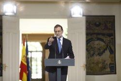 El Congrés donarà via lliure a la compareixença urgent de Rajoy sobre la Gürtel (EUROPA PRESS)