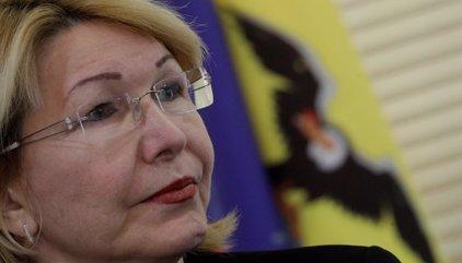 """La exfiscal general de Venezuela entregará a España pruebas de la """"corrupción desmedida"""" del chavismo"""