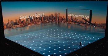 Samsung presenta Galaxy Note 8, con Pantalla Infinita, S Pen mejorado y cámara dual de 12MP