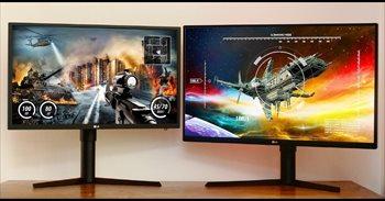LG llevará a IFA 2017 sus nuevos monitores 'gaming' de 32 y 27 pulgadas
