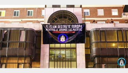"""El Ayuntamiento denuncia en Fiscalía los mensajes """"islamófobos y racistas"""" de la sede de Hogar Social"""