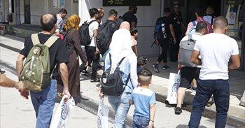 164 refugiados de nacionalidad siria, iraquí y yemení llegan a España procedentes de Grecia