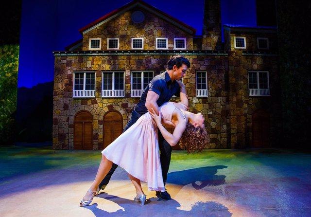 Imagen del musical Dirty Dancing