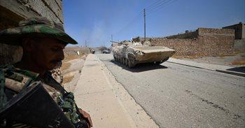 """El """"infierno"""" de los civiles para huir de Tal Afar"""