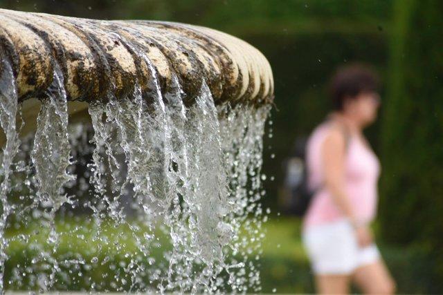 Verano, calor, deporte, descanso, temperaturas, vacaciones, agua
