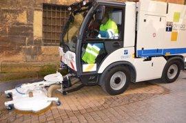 La limpieza viaria y el suministro de agua son los servicios municipales mejor valorados en Oviedo