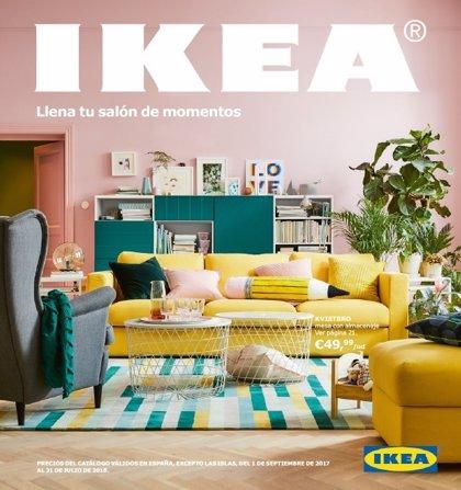 El catálogo de Ikea llegará a 10 millones de hogares españoles el 28 de agosto