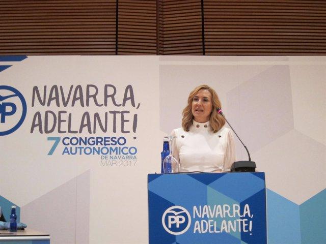 Ana Beltrán, nueva presidenta del PPN