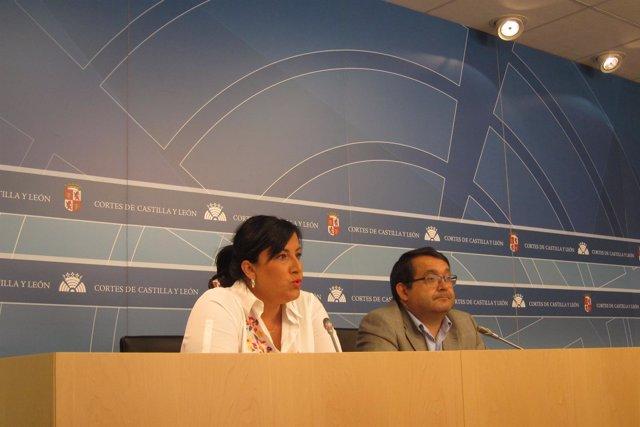 Sánchez y Cepa analizan la situación del campo en CyL