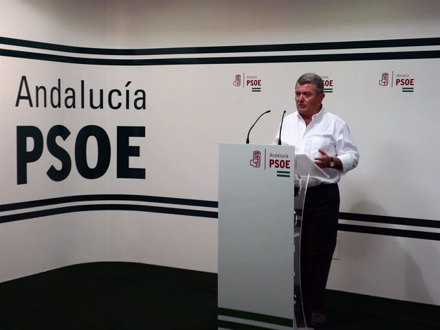 Psoe De Andalucía: Audio Y Foto Jesús María Ruiz 24 08 17