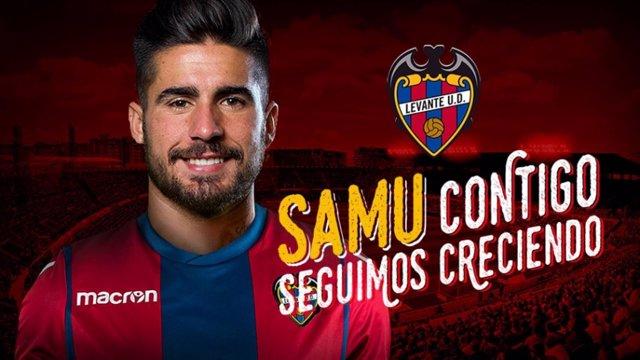 Samu García ficha por el Levante