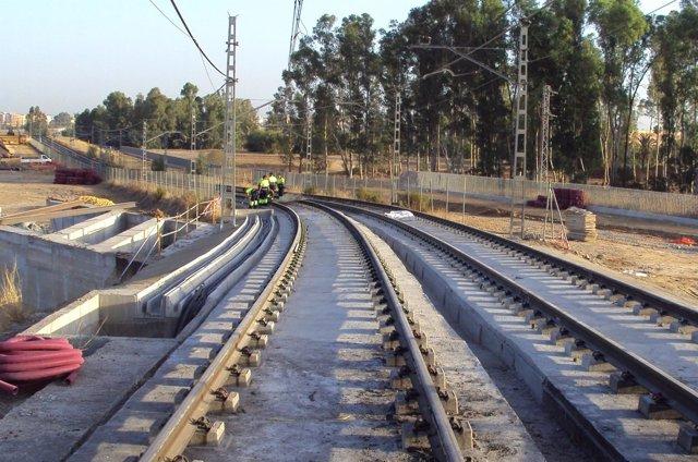 Junta prolonga la Línea 1 del metro de Sevilla hacia Alcalá