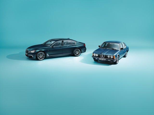 BMW Serie 7 40 Aniversario