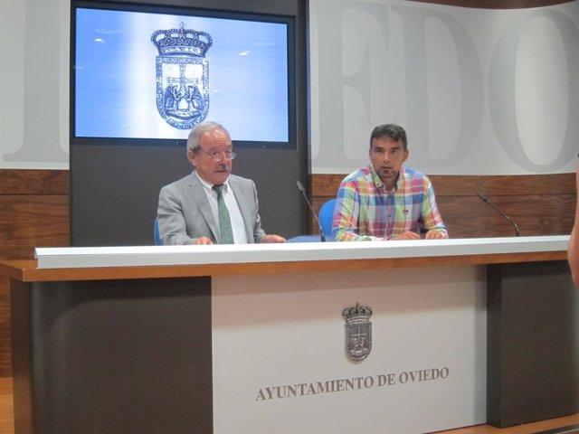Wenceslao López E Iván Álvarez