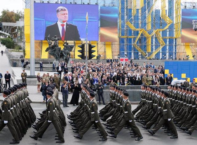Dia de la Independencia de Ucrania