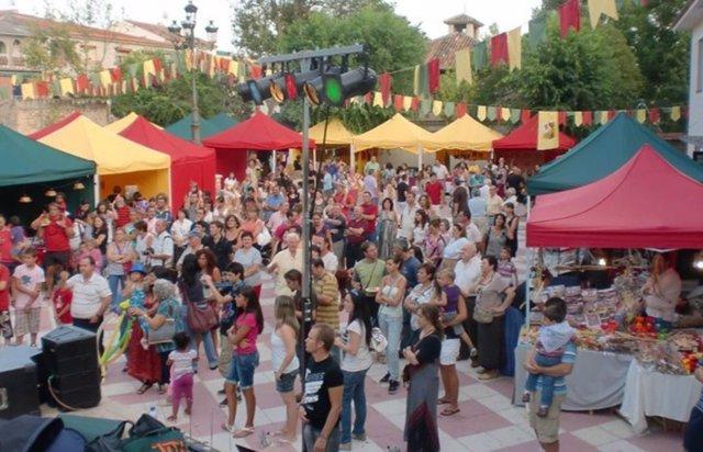 Feria del Tomate de Orusco de Tajuña