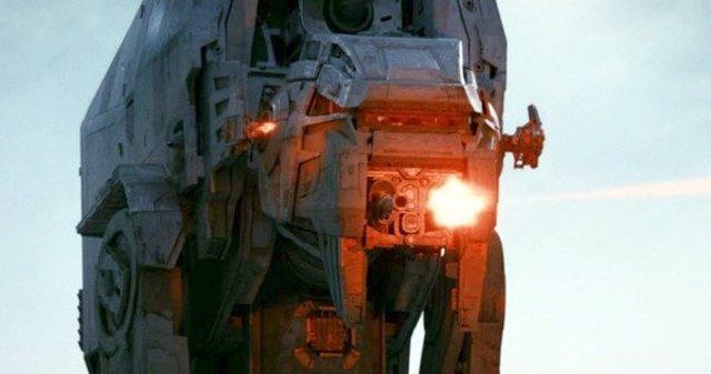El nuevo AT-M6 de Star Wars: Los últimos Jedi