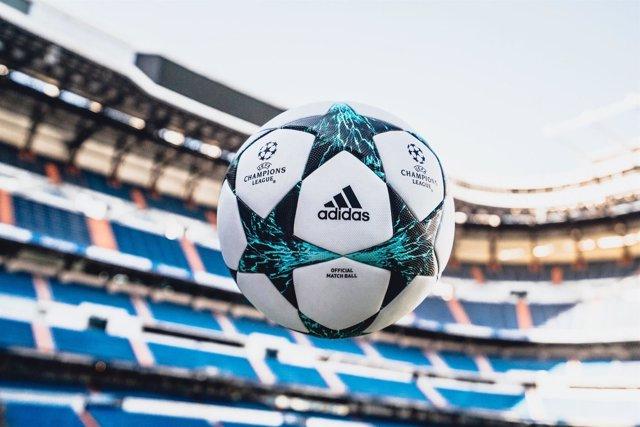 adidas lanza el nuevo balón de la Liga de Campeones 2017-18 47a14f8097145