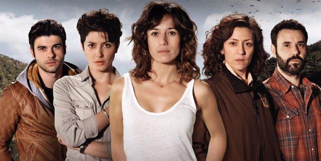 Cartel oficial de El Incidente, la nueva serie de ciencia-ficción de Antena 3