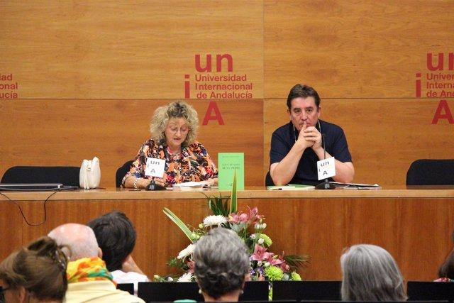 Presentación en la UNIA del facsímil de Miguel Hernández