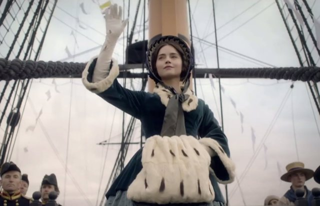 La Reina 'Victoria' en #0, canal de Movistar+