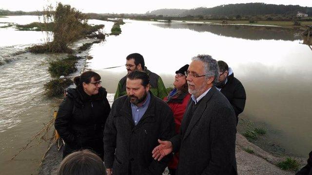 Inundaciones Algaida