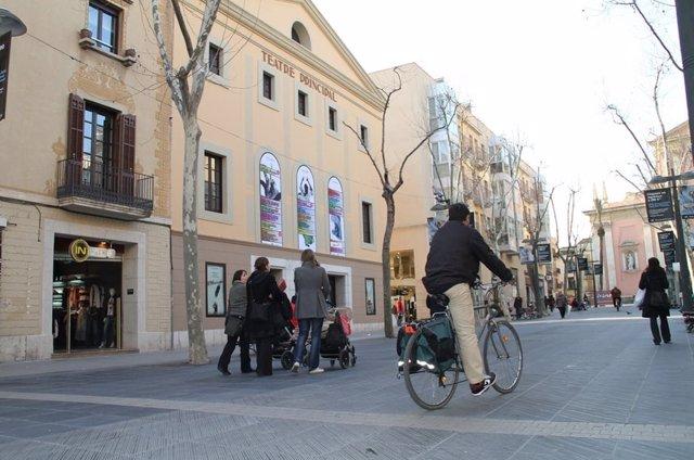 Municipio de la Diputación de Barcelona