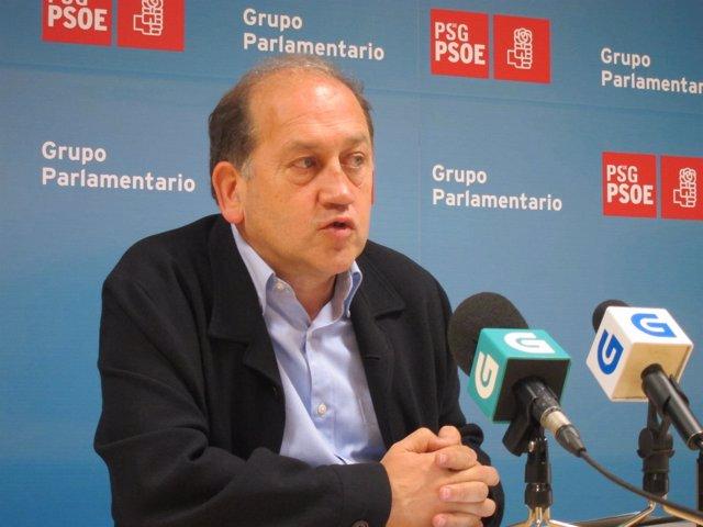 Leiceaga en Santiago