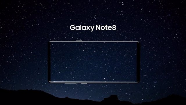 Galaxy Note 8, el nuevo smartphone de Samsung