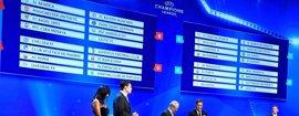 Duros grupos de Champions para Madrid y Atlético; Barcelona y Sevilla, mejor parados
