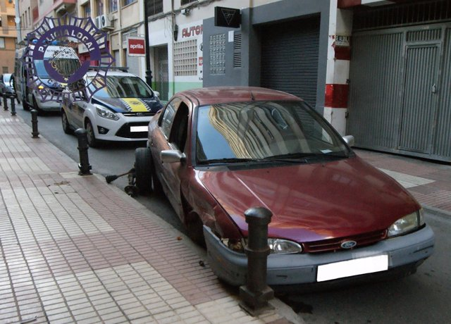 Se le han imputado dos delitos contra la seguridad vial