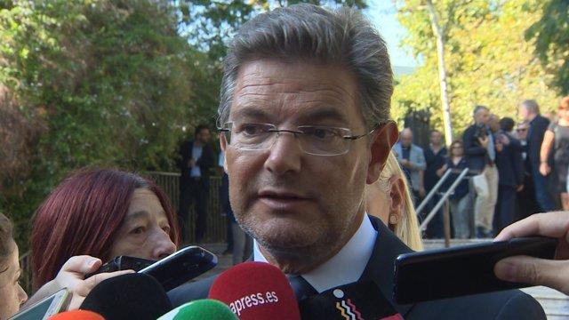 Catalá recuerda que corresponde a los Estados estar en Europol