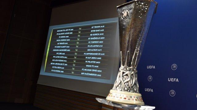 Athletic Club, Real Sociedad y Villarreal esperan rivales en el sorteo