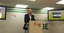 """PSOE-A señala a Arenas, """"el padrino de la Gürtel"""", como """"muñidor"""" de la moción de censura en Marbella"""