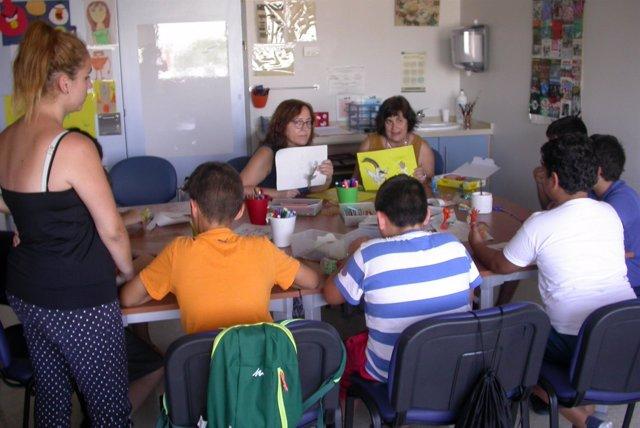 Escuela de verano de la Unidad de Salud Mental del Hospital Virgen de Valme
